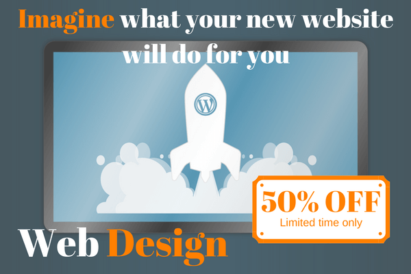 Imagine What Your New Website Will Do For You